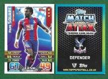 Crystal Palace Pape Souare Senegal 79